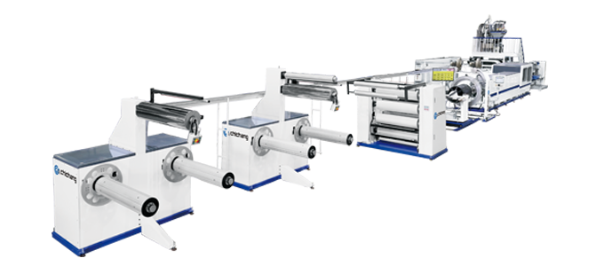 PS/PE Foam Sheet Extrusion Line